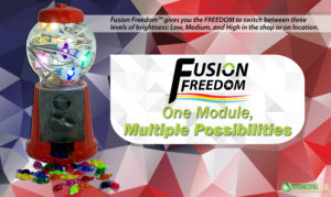 Fusion Freedom - Multiple Possibilities