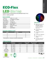 Datasheet – Eco Flex DataSheet