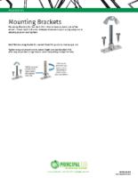 Datasheet – Mounting Brackets