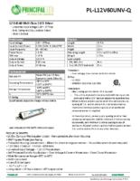 Datasheet – PL-L12V60UNV-Q