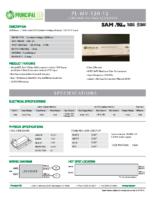 Datasheet – PL-MV-120-12