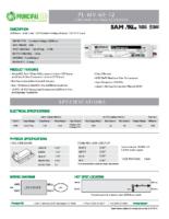 Datasheet – PL-MV-60-12