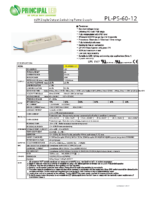Datasheet – PL-PS-60-12