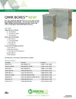 Datasheet – Qwik Boxes