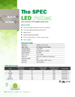 Datasheet – Spec Potted