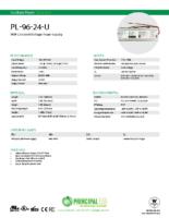 Datasheet – Universal 96W Power Supply