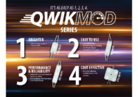 Qwik Mod Series Comparison