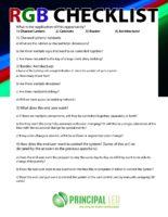 RGB-checklist-update