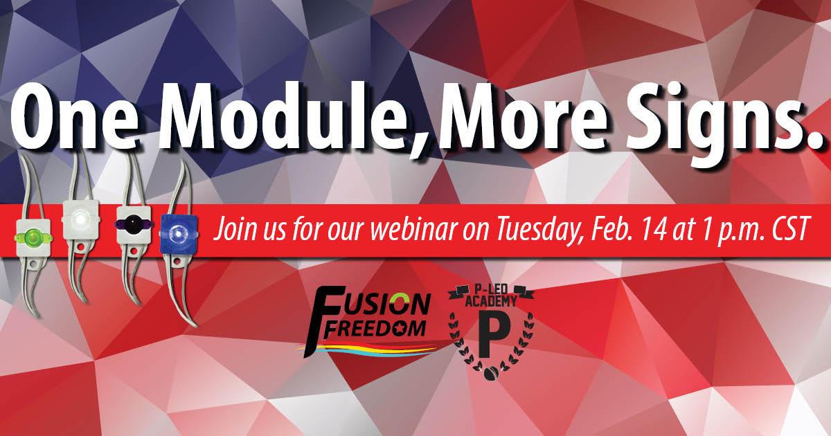 Fusion Freedom™ Webinar