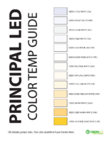 Color Temperature Guide