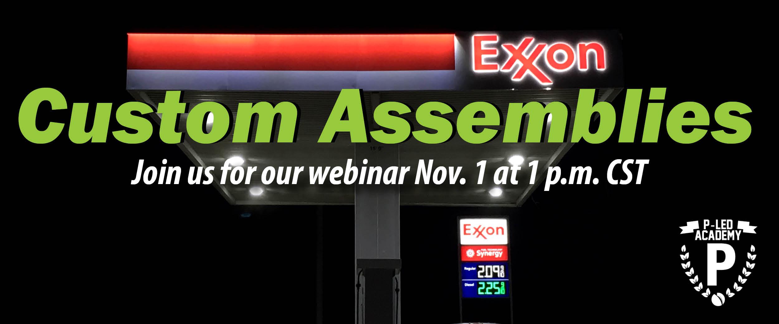 Webinar: Custom Assemblies