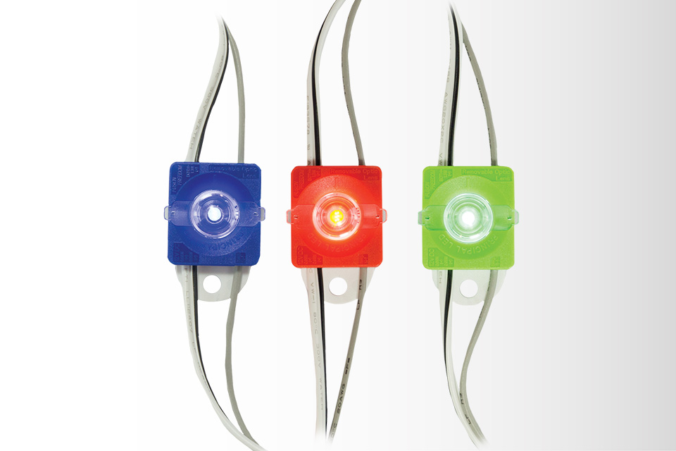 Fusion Freedom Colors- LED Colored Sign Module