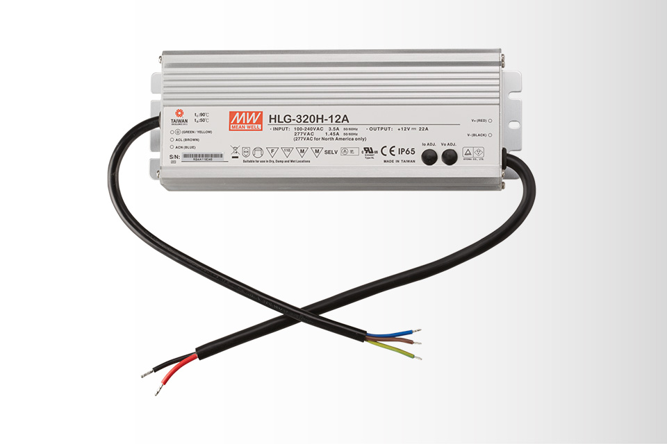 Non-Class 2 Power Supply