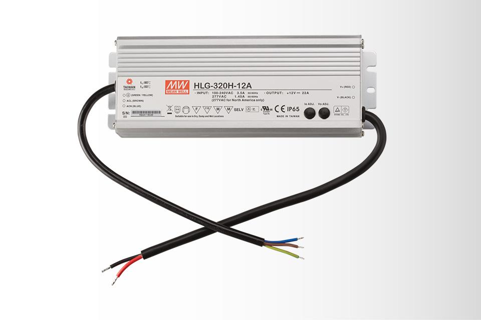 Non-Class 2 Power Supply
