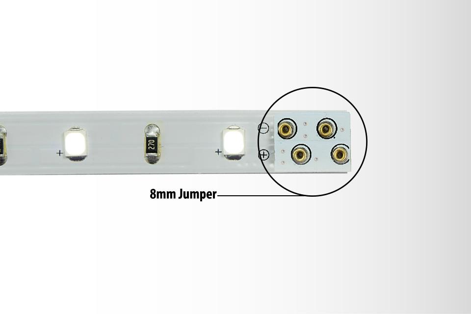 Qwik Jumper 8mm