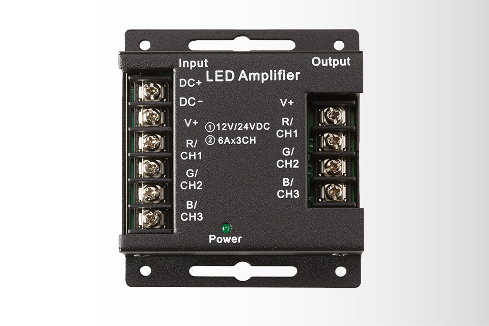 RGB Control Amplifier