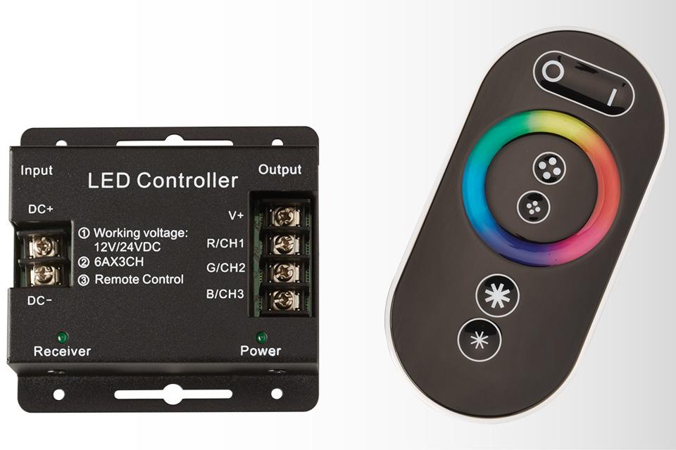 RGB Control -RGB LED Sign Lighting