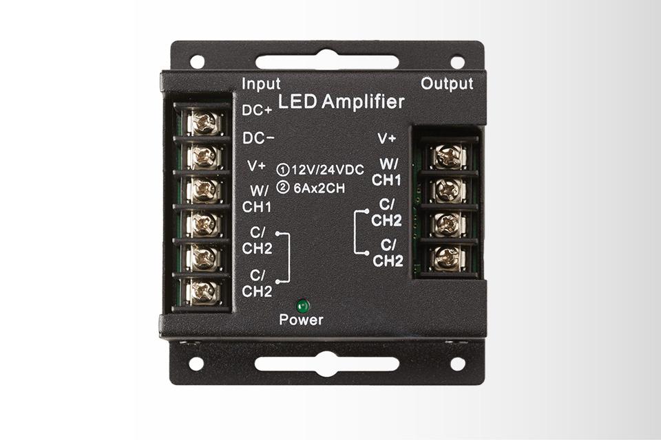 Single Color Amplifier