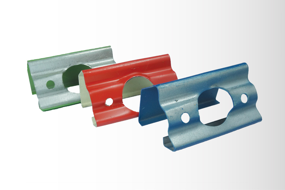 Street Wrap™ Mounting Brackets with holes