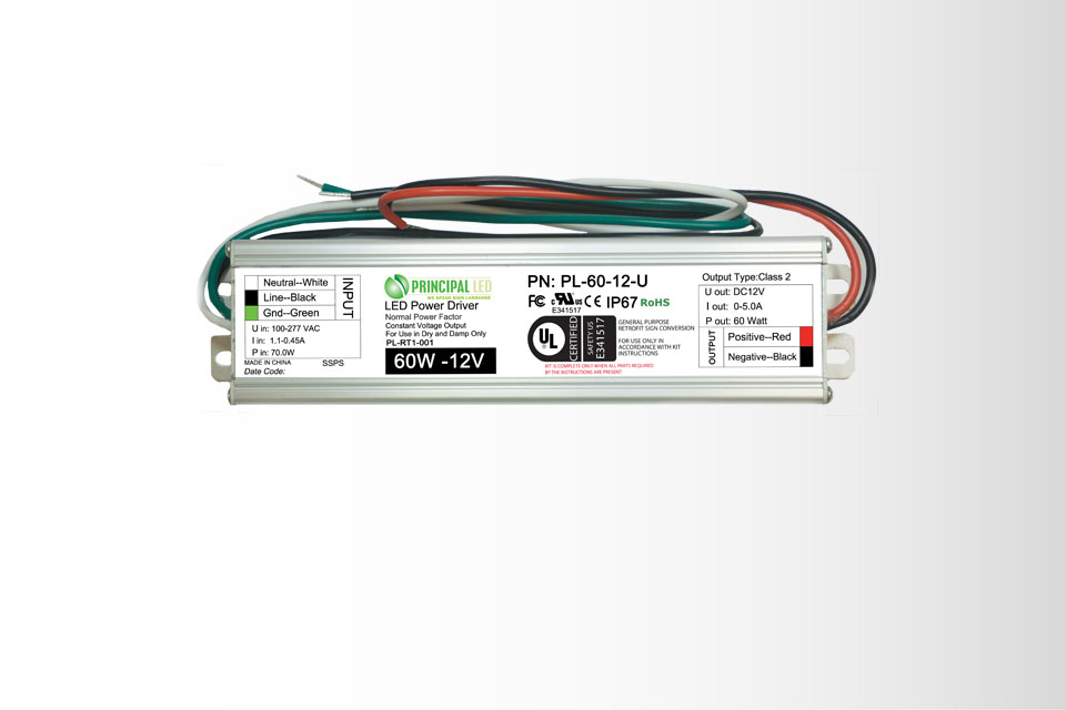 Universal 60W- LED Power Supply