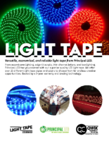 Light Tape Sell Sheet